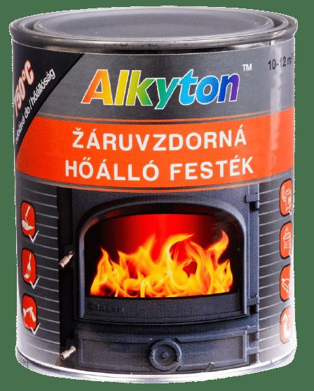 ALKYTON HŐÁLLÓ ALAPOZÓ ÉS FESTÉK
